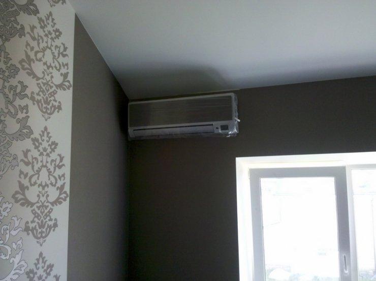 Organizacija i montazh sistemy kondicionirovanija