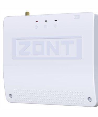 Отопительный GSM/Wi-Fi контроллер ZONT SMART 2.0