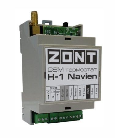 GSM-термостат для газовых котлов Navien (Корея) ZONT H-1 NAVIEN фото